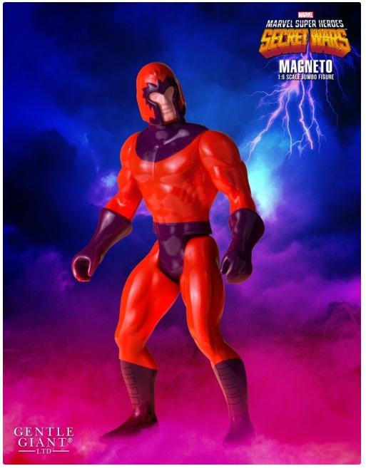 Gentle Giant Magneto Secret Wars Jumbo Figure
