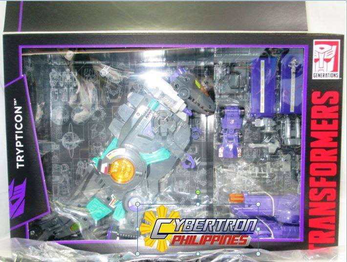 Hasbro Announces Transformers Platinum Edition G1 Reissue Trypticon, Blaster & Perceptor 2 Pack