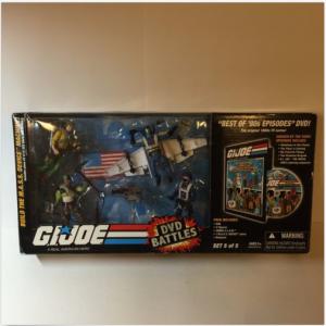 Hasbro Gi Joe Best of 80's DVD Box Set