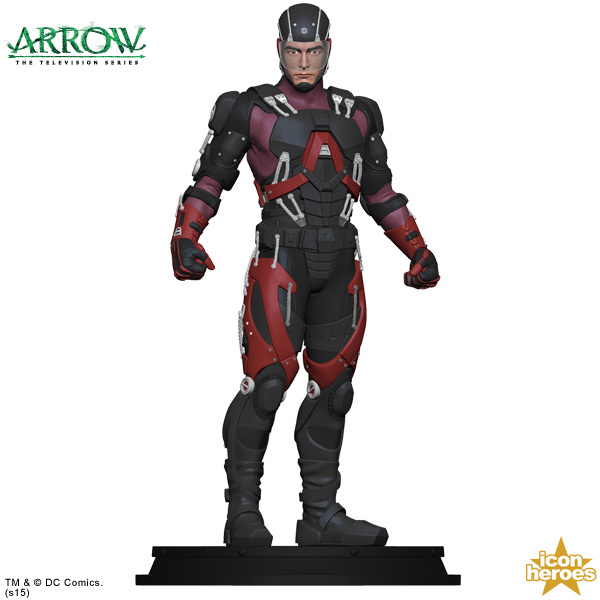 Icon Heroes Announces The Atom Statue Paperweight