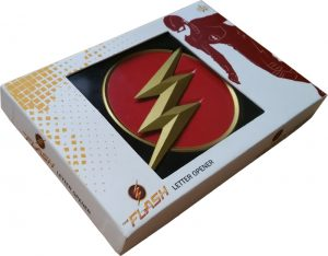 Icon Heroes San Diego Comic Con Exclusive Flash TV Letter Opener 3