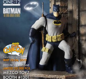 Mezco Announces One12 Collective Dark Knight Returns Batman