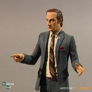 Mezco Announces Summer Exclusive Saul Goodman Figure 3