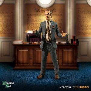 Mezco Announces Summer Exclusive Saul Goodman Figure 4