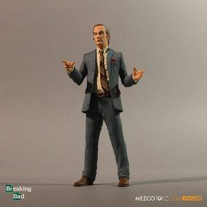Mezco Announces Summer Exclusive Saul Goodman Figure 5