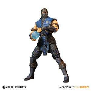 Mezco Mortal Kombat X SubZero 12 inch Figure 3