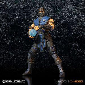 Mezco Mortal Kombat X SubZero 12 inch Figure