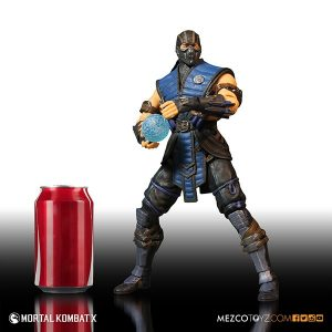 Mezco Mortal Kombat X SubZero 12 inch Figure 5