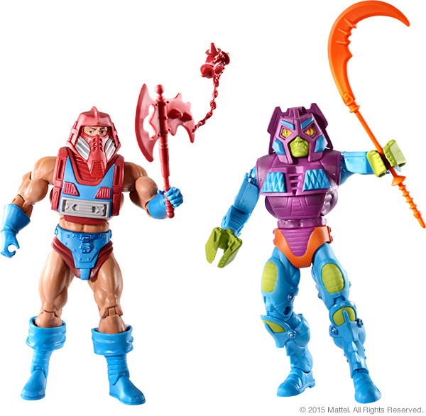 Mattel Not Offering Gift With SDCC 2015 Rotar Vs. Twistoid Exclusive