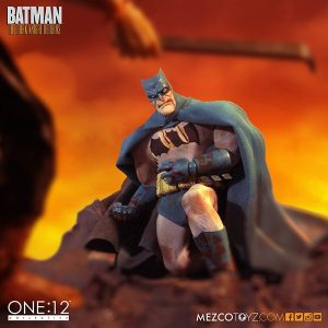The One 12 Collective Limited Edition Summer Exclusive The Dark Knight Returns Deluxe Boxed Set 6