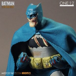 The One 12 Collective Limited Edition Summer Exclusive The Dark Knight Returns Deluxe Boxed Set 8