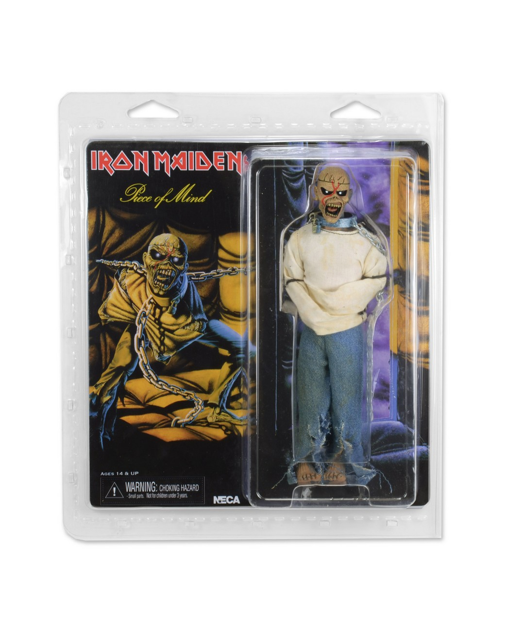 NECA Toys Reissues Iron Maiden & Captain Spaulding 8″ Clothed Figures