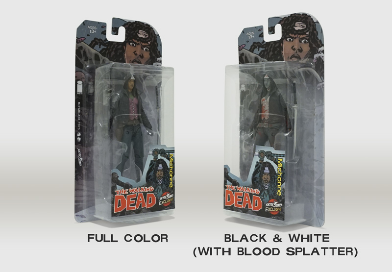 SDCC 2015 The Walking Dead Exclusives From Skybound, Outcast, & Invincible
