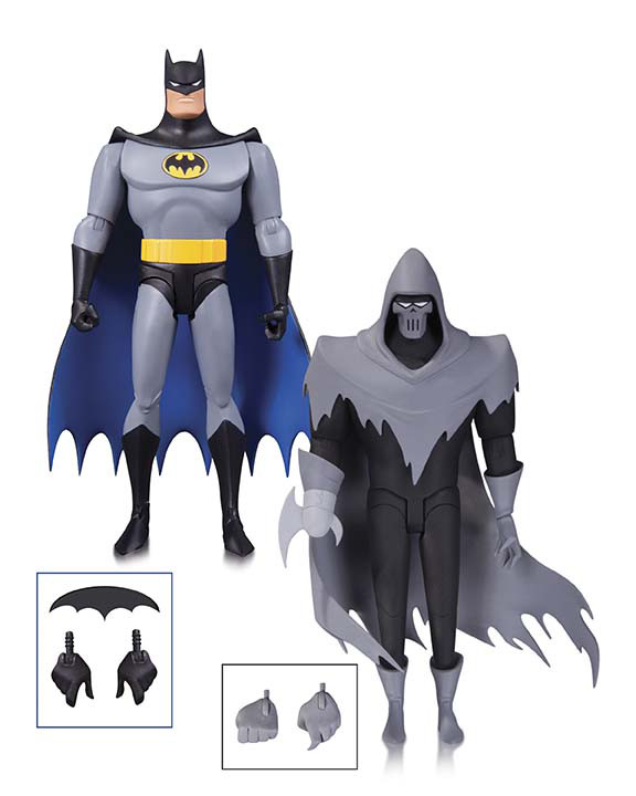 DC Collectibles Solicitations For January 2016