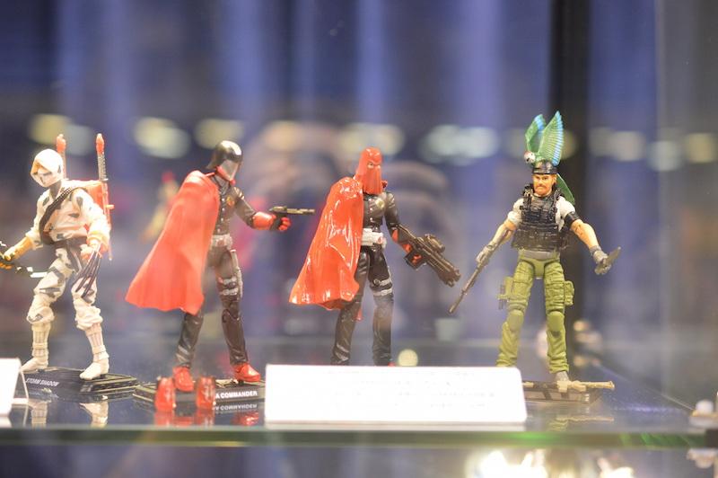 G.I. JoeCon 2015 – Hasbro Booth Coverage & 6″ G.I. Joe Figure Update