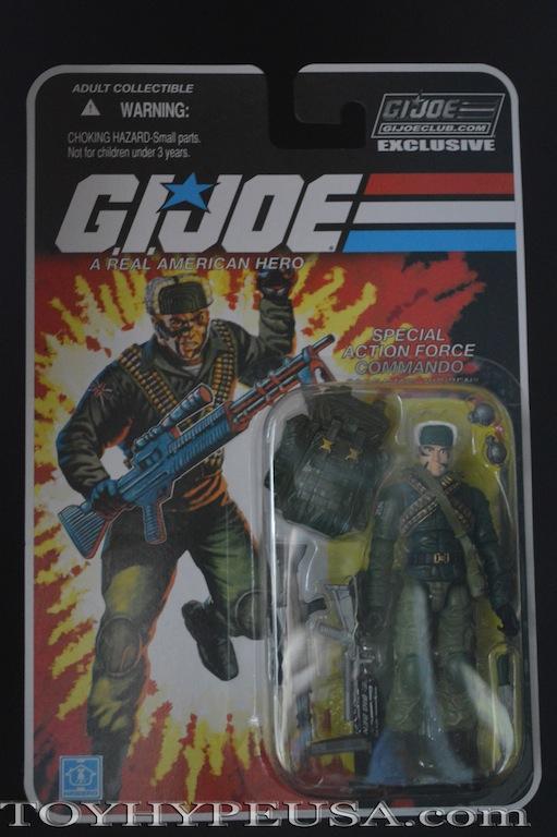 G.I. Joe Collectors' Club Figure Subscription Service 3.0 Big Ben Review