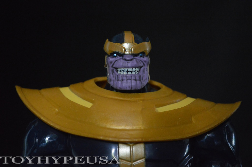 Hasbro Marvel Legends Avengers Infinite Series Thanos Review