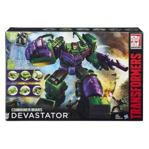Hasbro Transformers Combiner Wars Devastator U.S. Release Date Revealed On Amazon 2