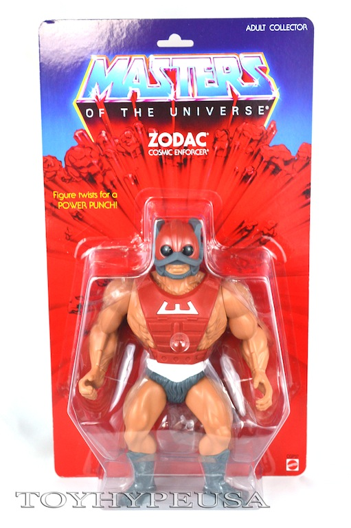 Masters Of The Universe Giants Zodac Review