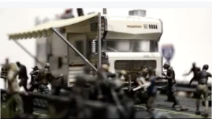 McFarlane Toys The Walking Dead Dales RV Building Set Video Preview