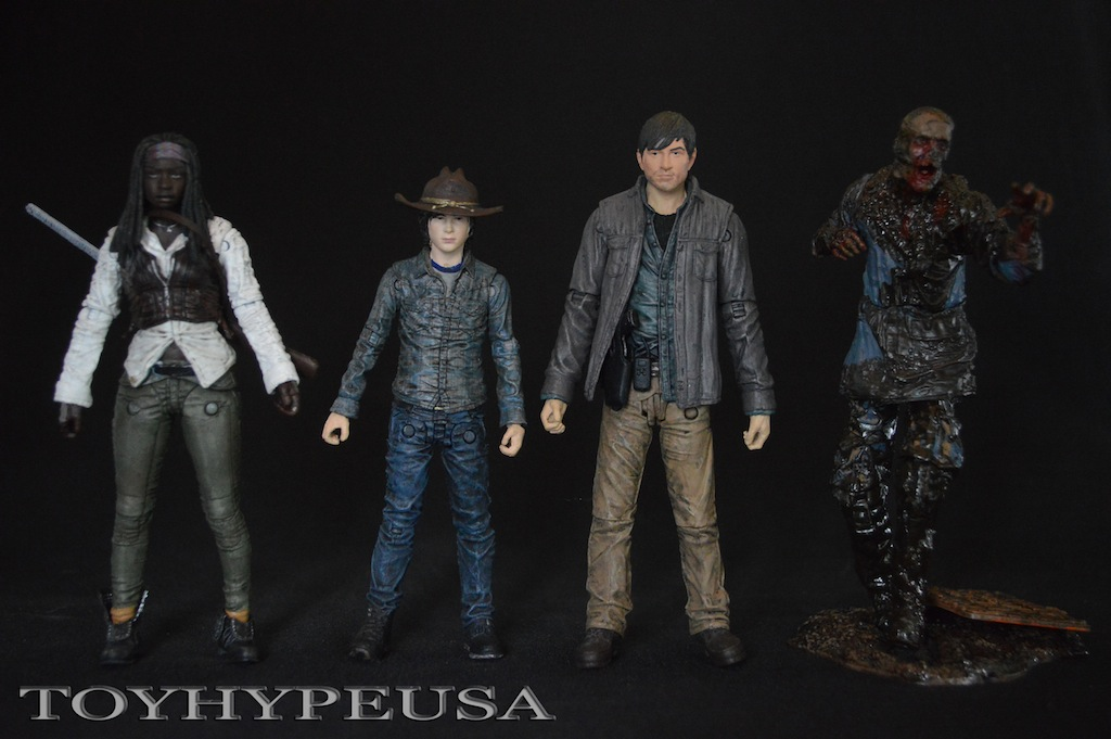 McFarlane Toys The Walking Dead TV Series 7 Review