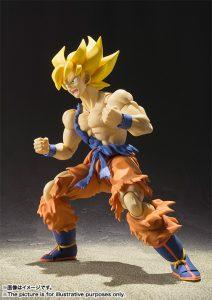 S.H. Figuarts Super Saiyan Goku Super Warrior Awakening Version Figure Announced 4