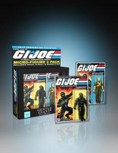 SDCC 2015 Exclusive G.I. Joe Micro Figure 2-Pack 2