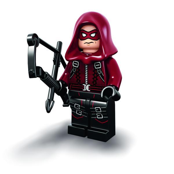 SDCC 2015 Exclusive LEGO Mini Figure Of Arsenal