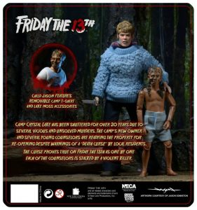 SDCC 2015 Exclusive NECA 35th Anniversary Friday The 13th 2 Pack 2