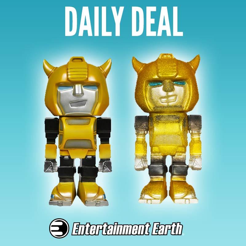 Entertainment Earth Daily Deal – Funko Transformers Hikari Are 40% Off