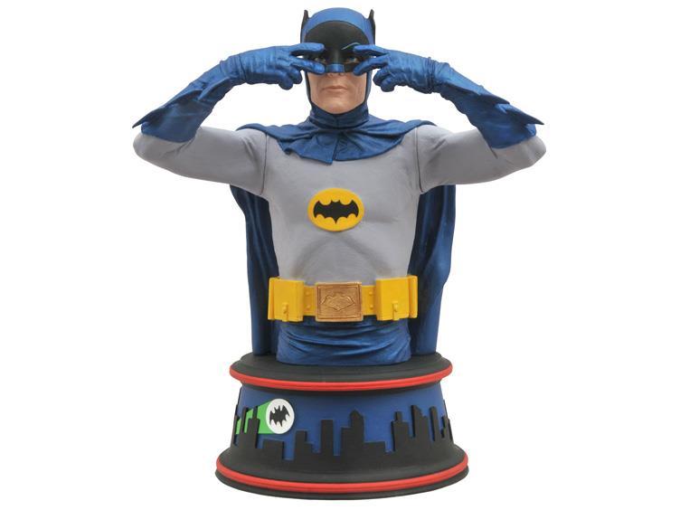 Diamond Select Toys Shipping Update – Batgirl Resin Statue, Batmobile, & Batusi Batman