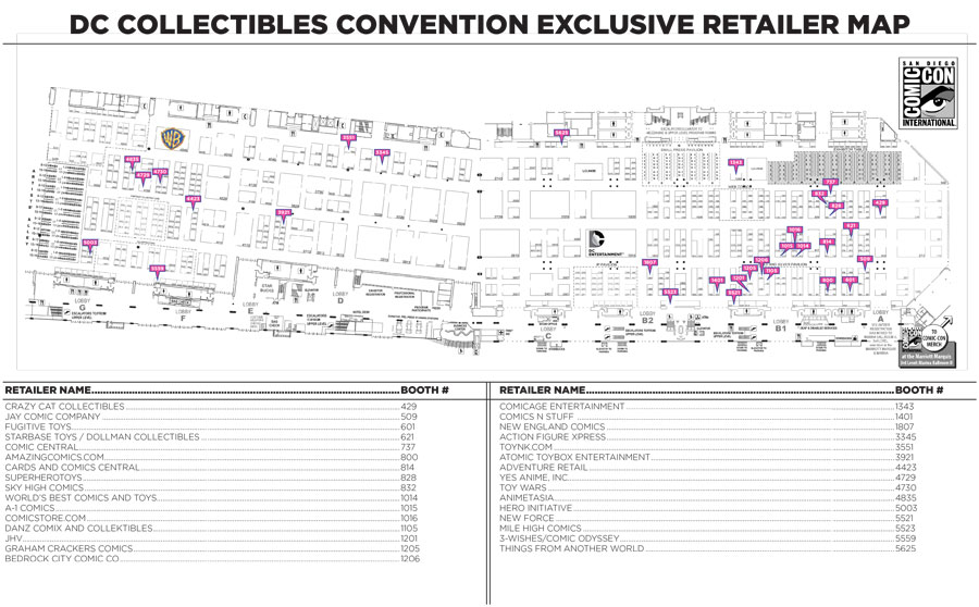 """DC Collectibles """"Con Exclusives"""" At The Show – Plus Jim Lee Time-Lapse Video"""