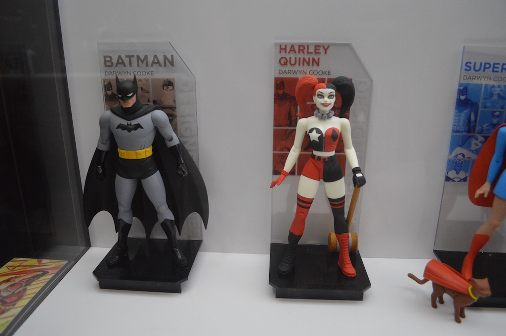 SDCC 2015 – DC Collectibles Booth Coverage