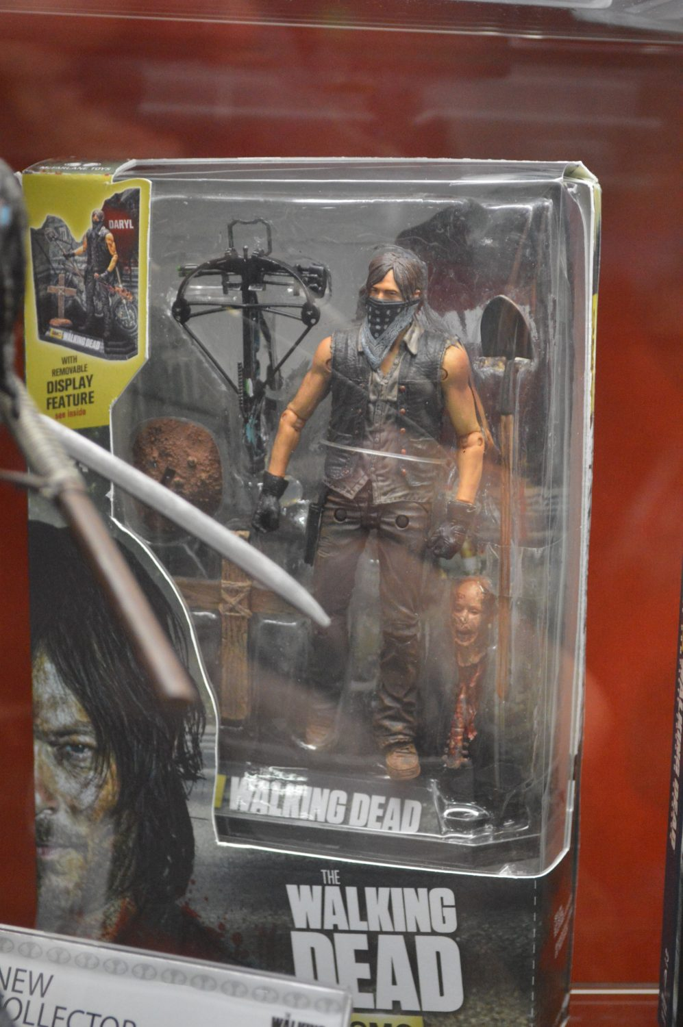 SDCC 2015 – McFarlane Toys To Introduce The Walking Dead New Packaging In 2016