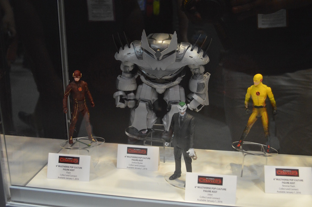 SDCC 2015 – Mattel Brings Back 6″ Figures Sculpted By Four Horsemen Studios