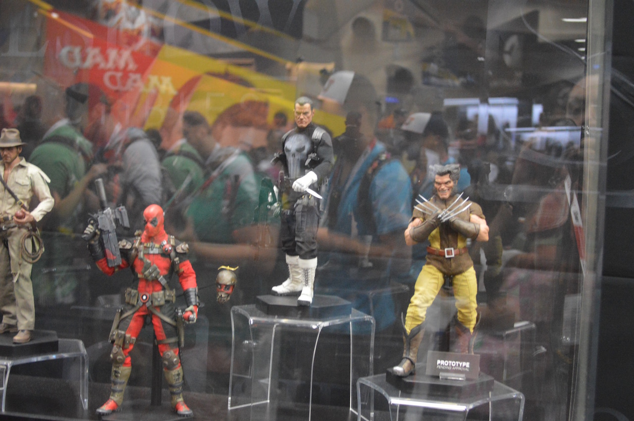 SDCC 2015 – Sideshow Collectibles Booth Coverage (Update)