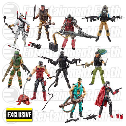 Exclusive Giveaway Contest – Hasbro G.I. Joe 50th Anniversary Action Figures 2-Packs Wave 3