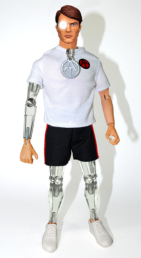 G.I. Joe Collectors' Club 12″ Mike Power The Atomic Man 2016 Membership Incentive Figure