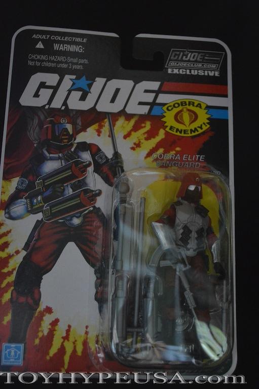 G.I. Joe Collectors' Club Figure Subscription Service 3.0 Crimson Guard Immortal Review