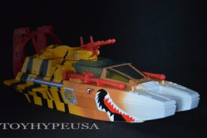 G.I. JoeCon 2015 Exclusive Tiger Force Tiger Shark with Felino 06
