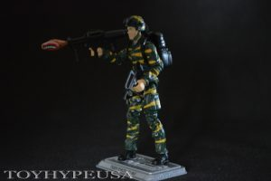 G.I. JoeCon 2015 Exclusive Tiger Force Tiger Shark with Felino 08