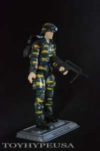 G.I. JoeCon 2015 Exclusive Tiger Force Tiger Shark with Felino 10