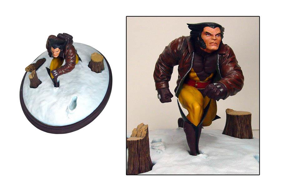 Diamond Select Toys Re-Launches Marvel Comics Statue Line