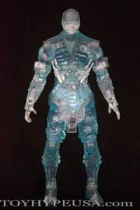 Mezco SDCC Exclusive Mortal Kombat X Ice Clone Sub Zero 04