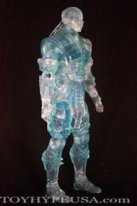 Mezco SDCC Exclusive Mortal Kombat X Ice Clone Sub Zero 05
