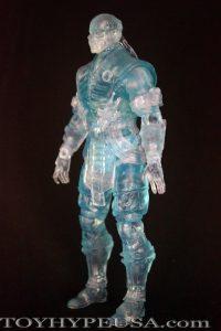 Mezco SDCC Exclusive Mortal Kombat X Ice Clone Sub Zero 06