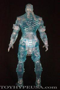 Mezco SDCC Exclusive Mortal Kombat X Ice Clone Sub Zero 07