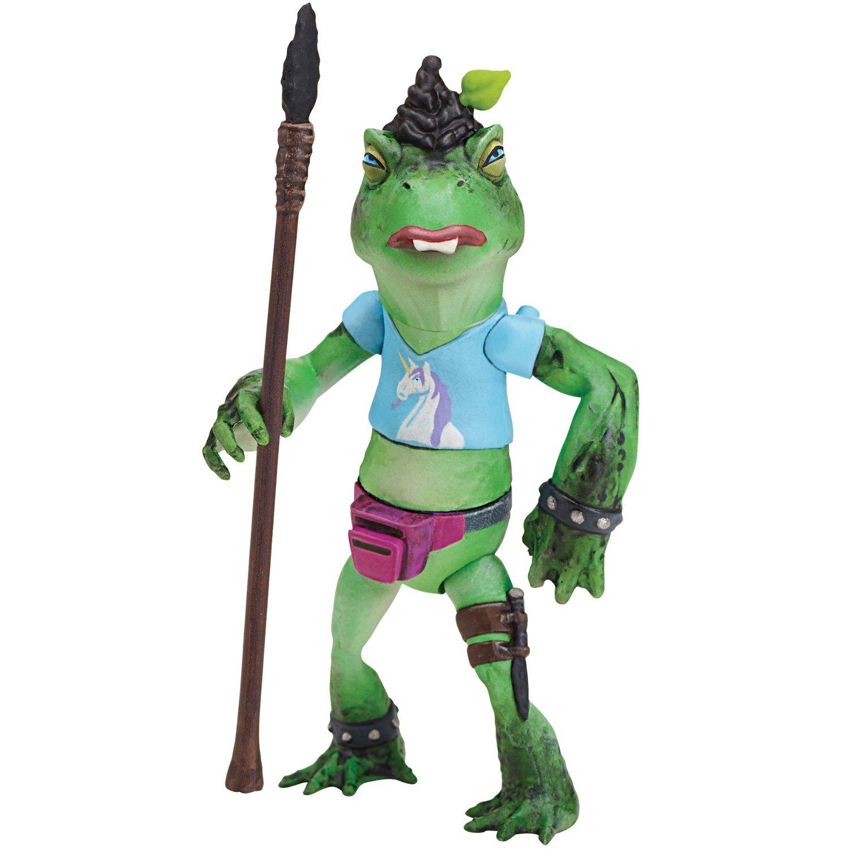 Amazon Opens Pre-Orders For Playmates Toys TMNT Serpent Karai & Napoleon Bonafrog