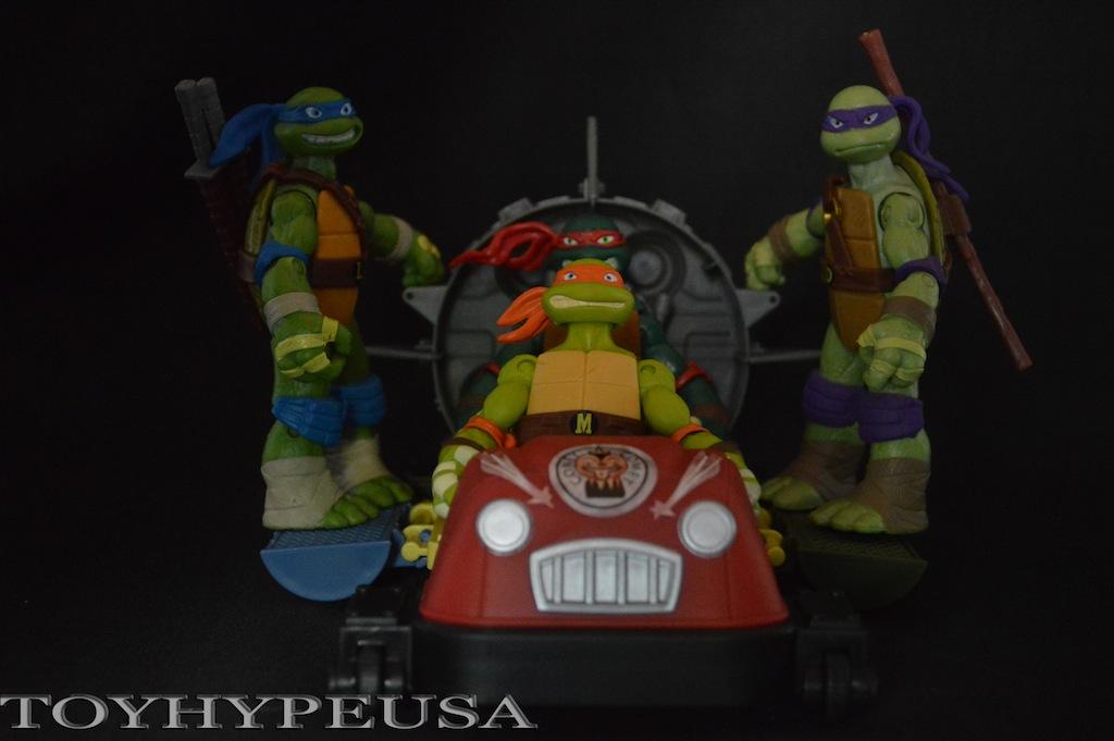 Nickelodeon Teenage Mutant Ninja Turtles T-Rawket Review