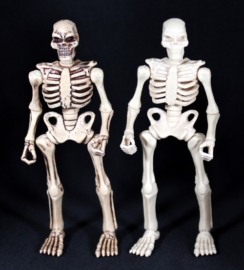 October Toys Announces Skeleton Warriors At SDCC 2015